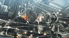 Vanquish Game Wallpaper Gallery