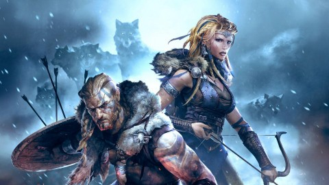 Vikings Wolves Of Midgard wallpapers high quality