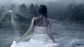 Walking In The Rain Photo Download