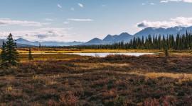 4K Alaska Wallpaper