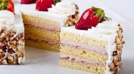 4K Cakes Wallpaper Free