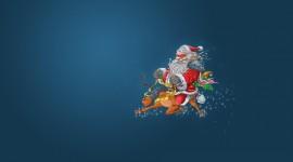4K Christmas Reindeer Wallpaper For Desktop