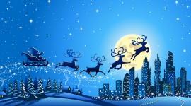 4K Christmas Reindeer Wallpaper Gallery