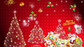 4K Christmas Snowman Photo Download#1