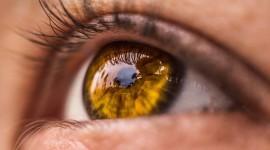 4K Eyes Photo