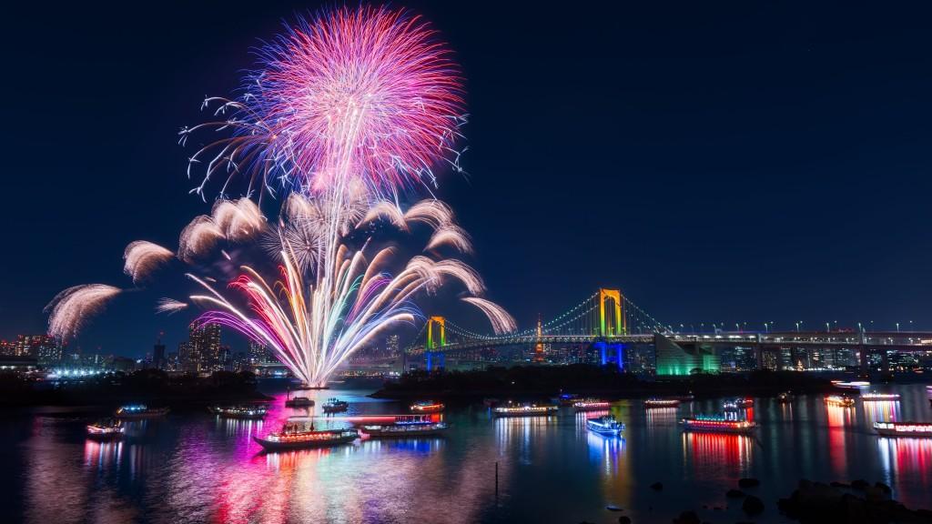 4K Fireworks wallpapers HD
