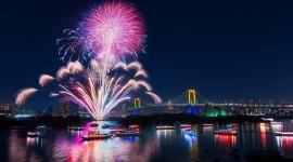 4K Fireworks Best Wallpaper