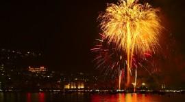 4K Fireworks Desktop Wallpaper HD