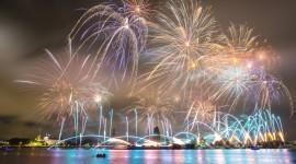 4K Fireworks Photo Download