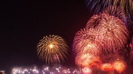4K Fireworks Photo Download#1