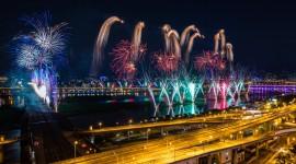 4K Fireworks Wallpaper 1080p
