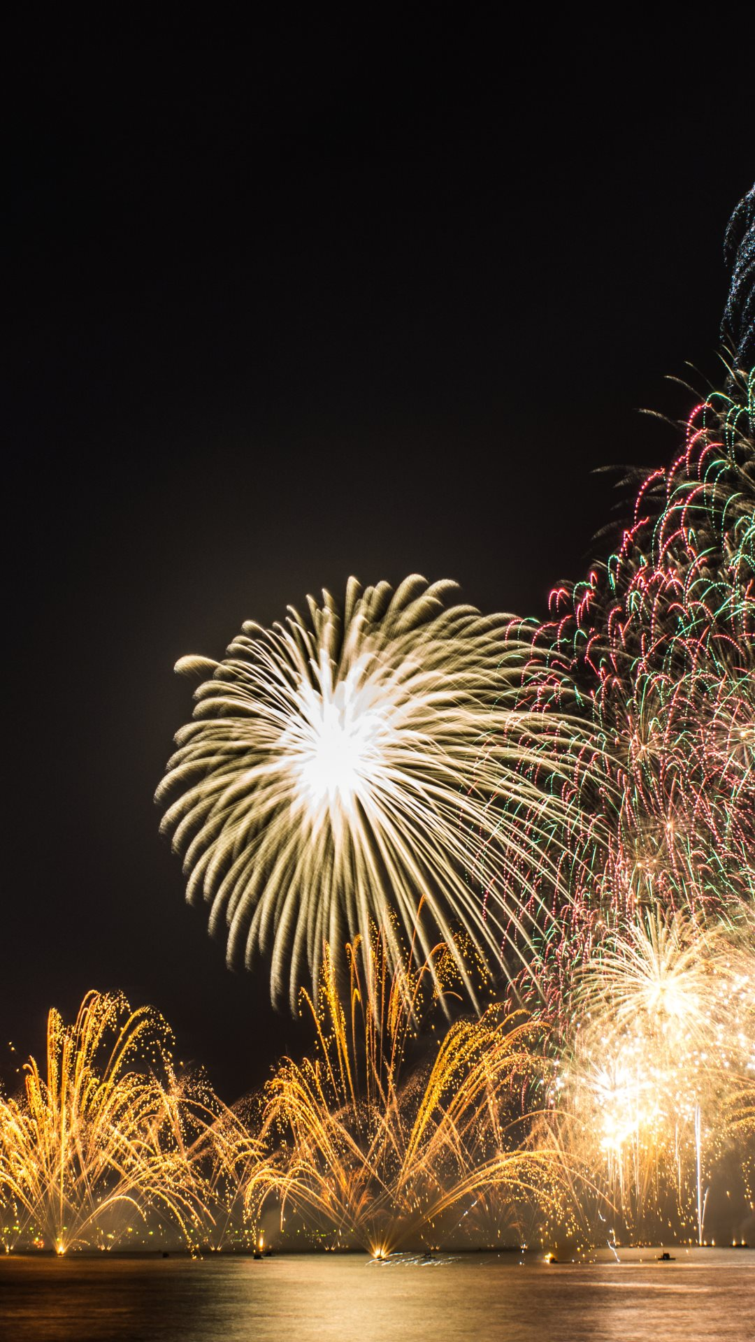 4K Fireworks Wallpapers High Quality   Download Free