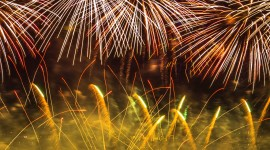 4K Fireworks Wallpaper For Mobile