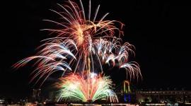 4K Fireworks Wallpaper Free