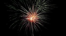 4K Fireworks Wallpaper Full HD
