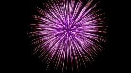 4K Fireworks Wallpaper HQ#1