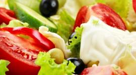 4K Vegetable Salads Best Wallpaper
