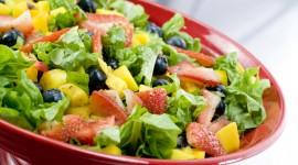 4K Vegetable Salads Wallpaper Full HD