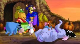 4K Winnie The Pooh Best Wallpaper