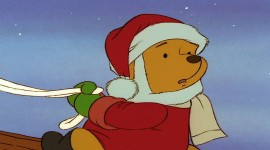 4K Winnie The Pooh Photo