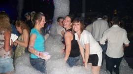 A Foam Party Desktop Wallpaper