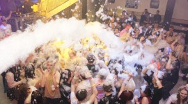 A Foam Party Wallpaper Download