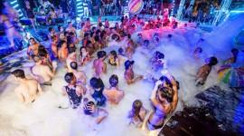 A Foam Party Wallpaper Full HD