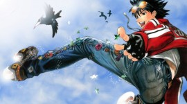 Air Gear Wallpaper For PC