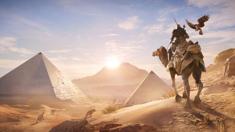 Assassin's Creed Origins wallpapers high quality
