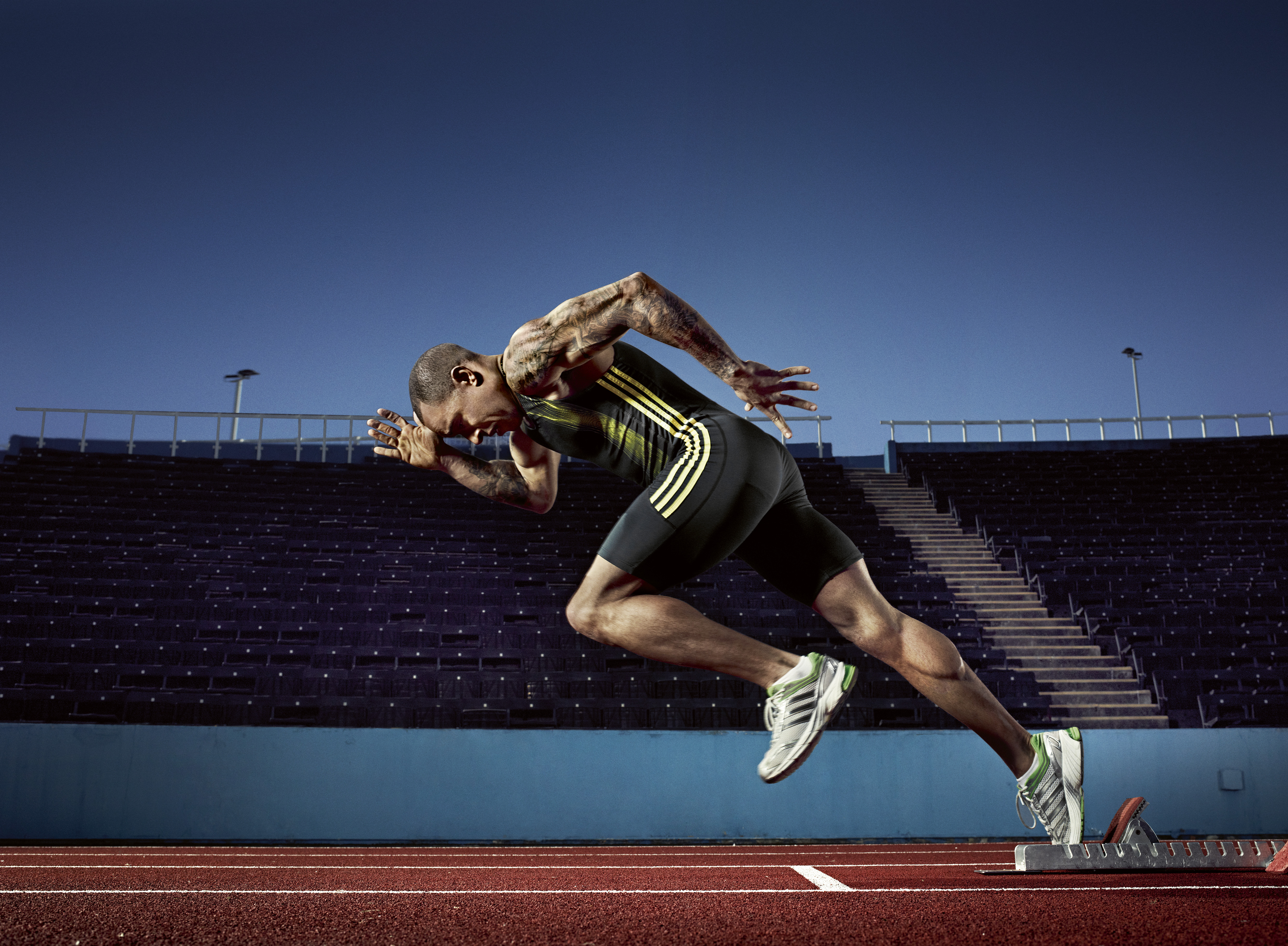 22 Hd Sports Wallpapers Backgrounds Images: Athletes Runners Wallpapers High Quality