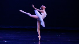 Ballerina Desktop Wallpaper