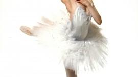 Ballerina Wallpaper For IPhone