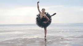Ballerina Wallpaper HD