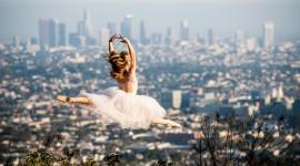 Ballerina Wallpaper High Definition