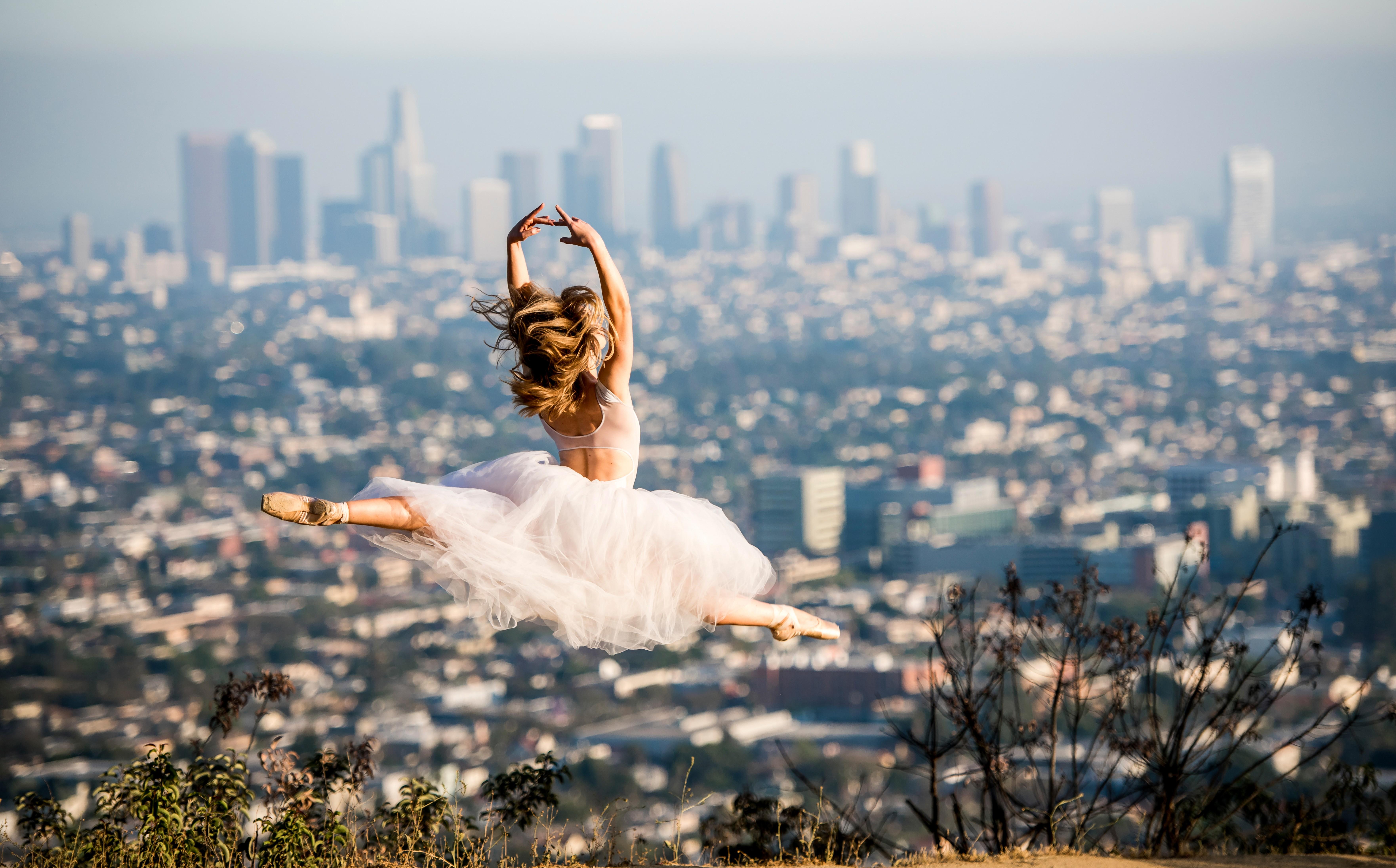 Ballet Dance Wallpapers Hd Dodskypict: Ballerina Wallpapers High Quality