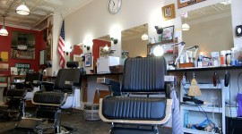 Barbershop Wallpaper For PC