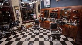 Barbershop Wallpaper Full HD