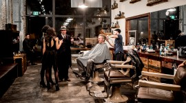 Barbershop Wallpaper Gallery