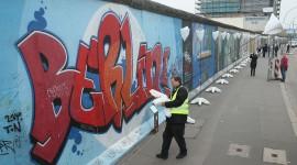Berlin Wall Desktop Wallpaper HD