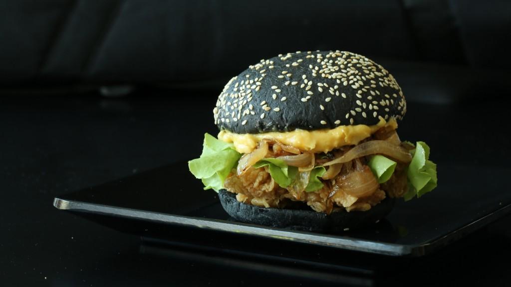 Black Burger wallpapers HD