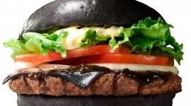 Black Burger Wallpaper Gallery