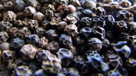 Black Pepper Wallpaper HD