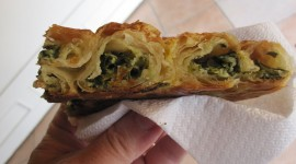 Bread With Spinach Photo Download#1