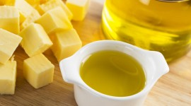 Butter Oil Wallpaper For Desktop
