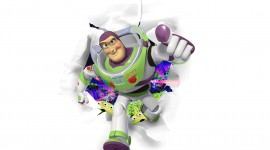 Buzz Lightyear Wallpaper For PC