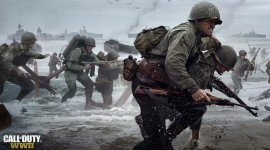 Call Of Duty WW2 Photo Download
