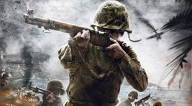 Call Of Duty WW2 Wallpaper For PC