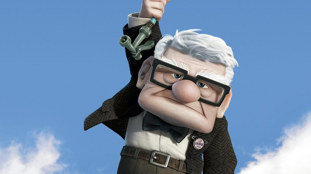 Carl Fredricksen wallpapers HD