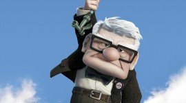 Carl Fredricksen Best Wallpaper