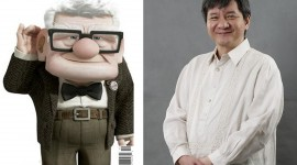 Carl Fredricksen Desktop Wallpaper